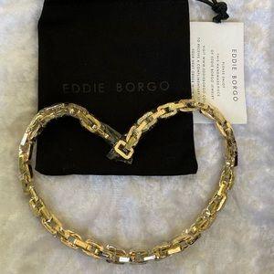☘️NWT! Eddie Borgo Supra Link Collar Necklace